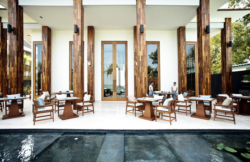 Cape Nidhra - The Rocks Resturant