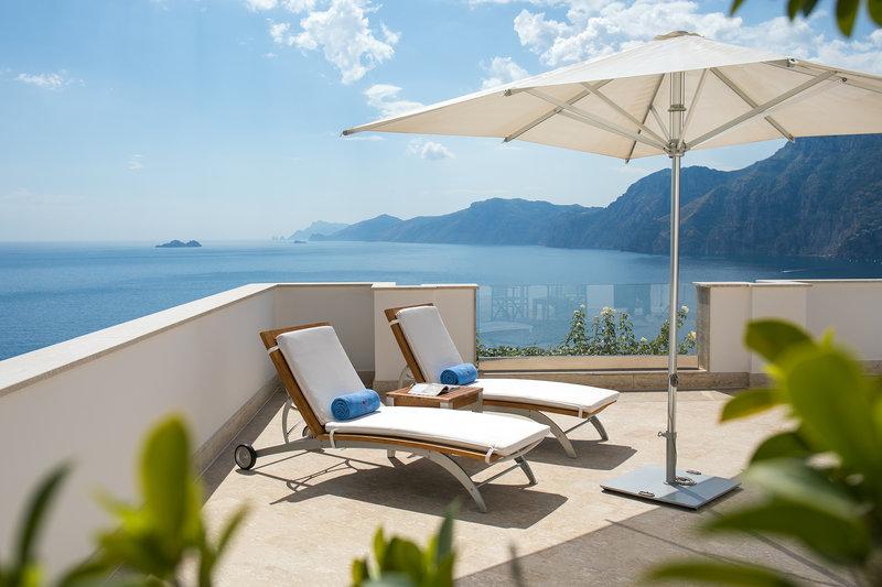 Terrace Sea View room - Terrace