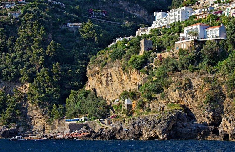 Casa Angelina from the Sea