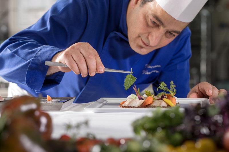 Executive Chef - Vincenzo Vanacore