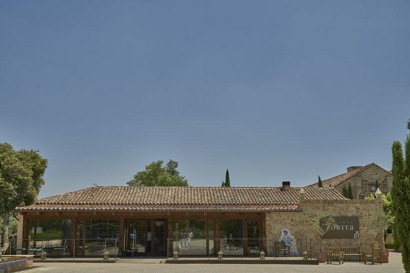 Hacienda Zorita Reception