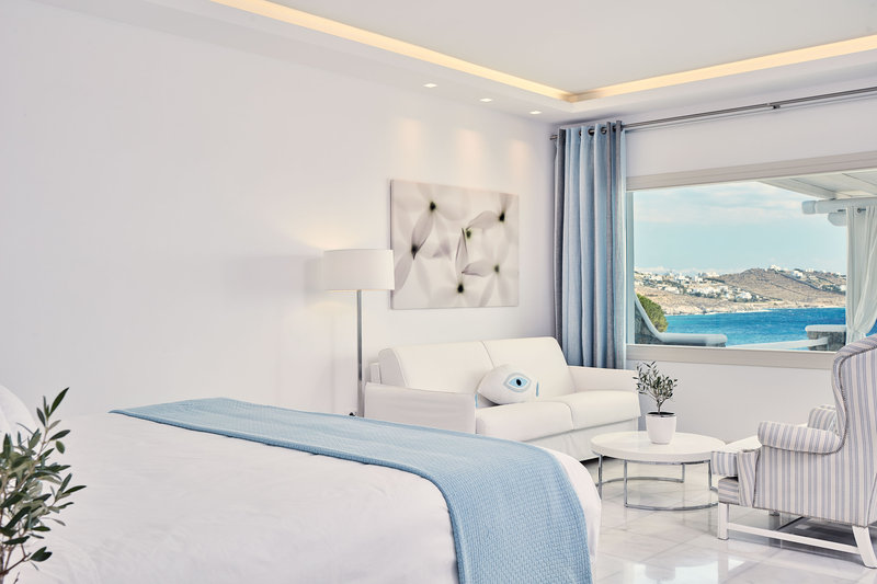 Grand Suite sea view with Outdoor Jacuzzi