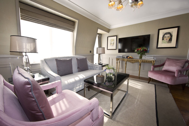 Westminster Suite Living Room