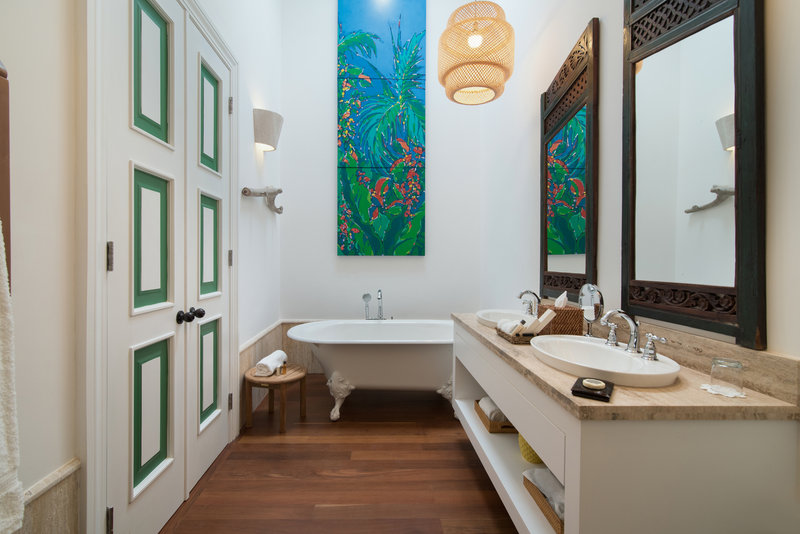 Luxury Bathroom Antillana