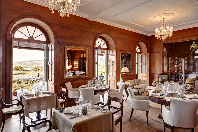 Chateau De Bel Ombre Restaurant