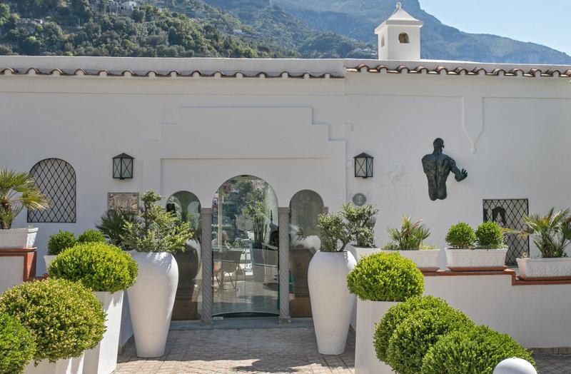 Residence Entrance