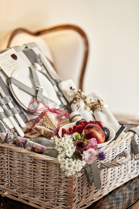Welcome Hamper Suites