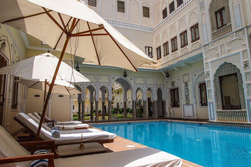 The Raj Palace SwimmingPool