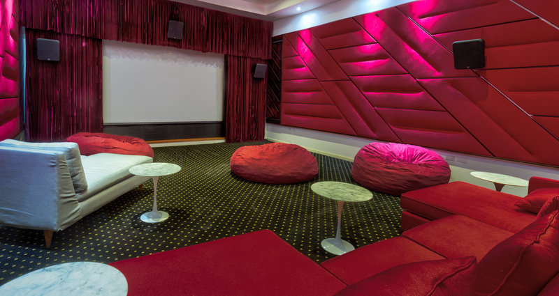 Trident Screening Room