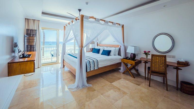 Deluxe Ocean View Double Room