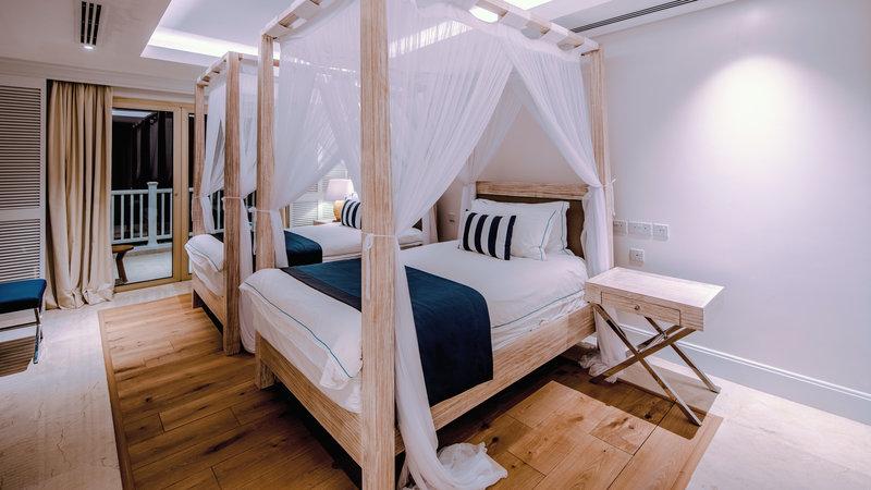 Apartment Twin Bedroom