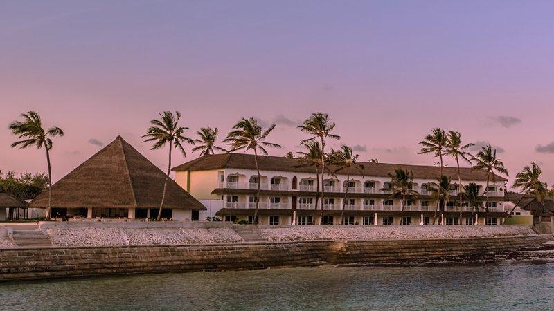 Ocean View Rooms Sunset