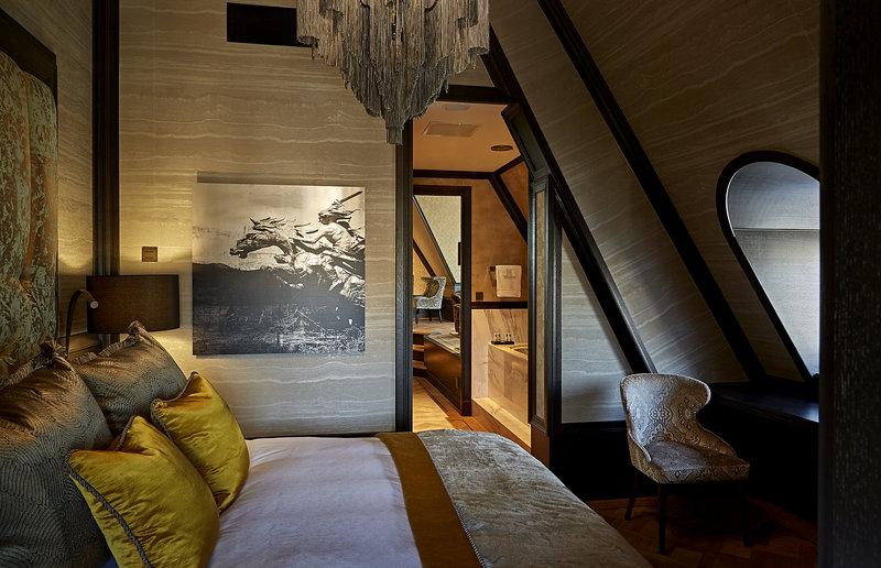 Rooftop Loft Suite
