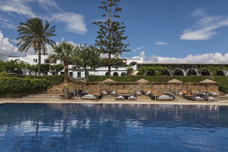 Minos Beach Pool