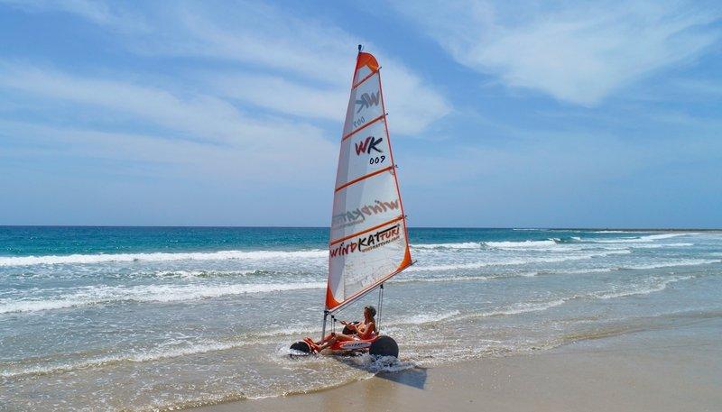 Cart Sailing