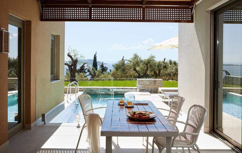 Ocean One Bedroom Pool Villa with private garden