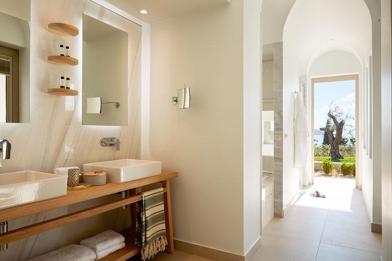 Residential Villa bathroom