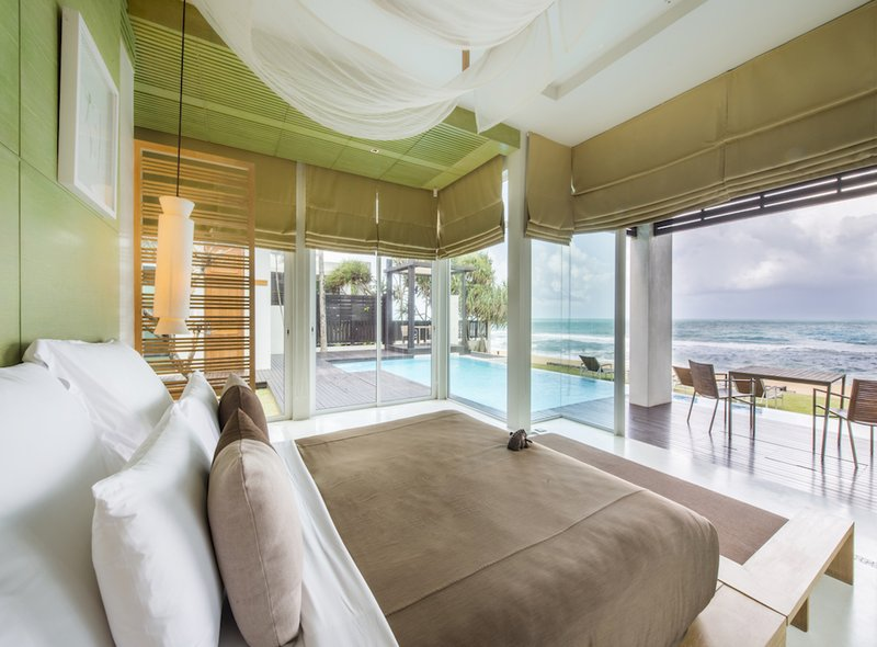 3 Beachfront Villa Bedroom