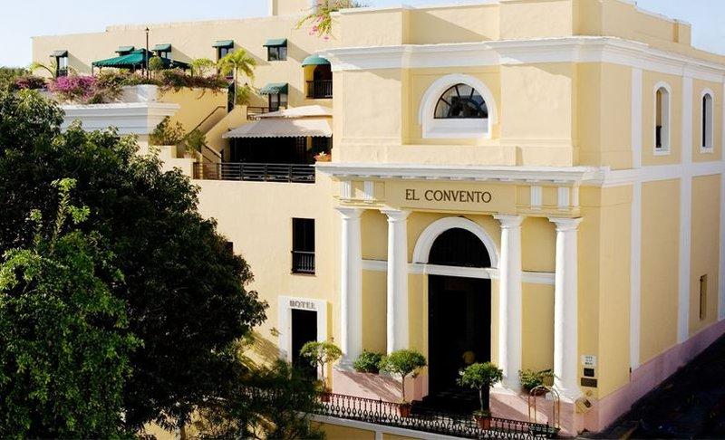 Hotel El Convento Old San Juan Front
