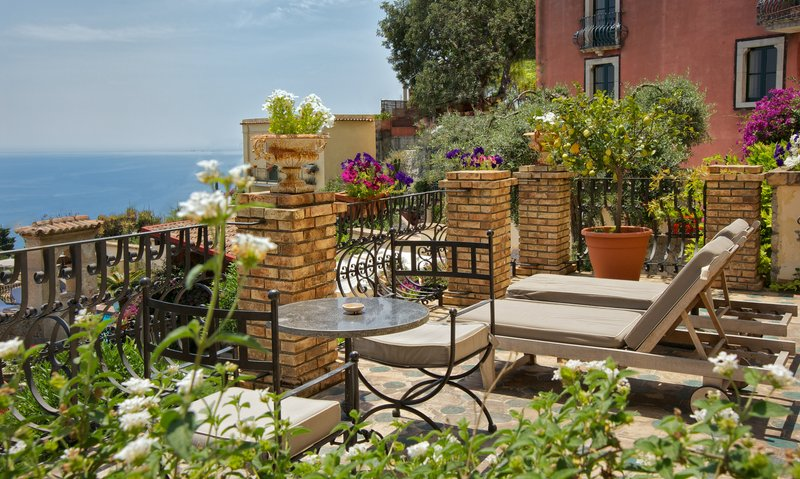 Mini Suite Terrace