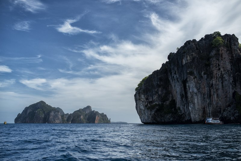 Phi Phi Discovery
