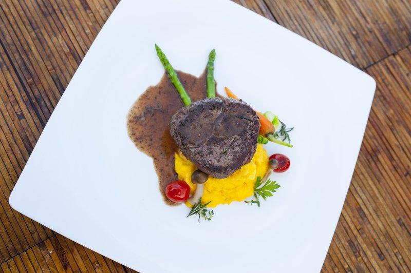 Food Filet Beef