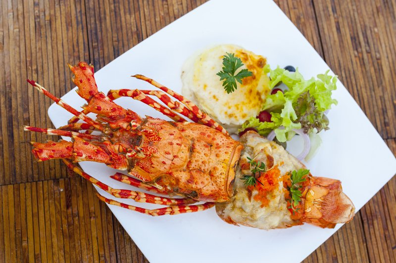 Food Phuket Lobster