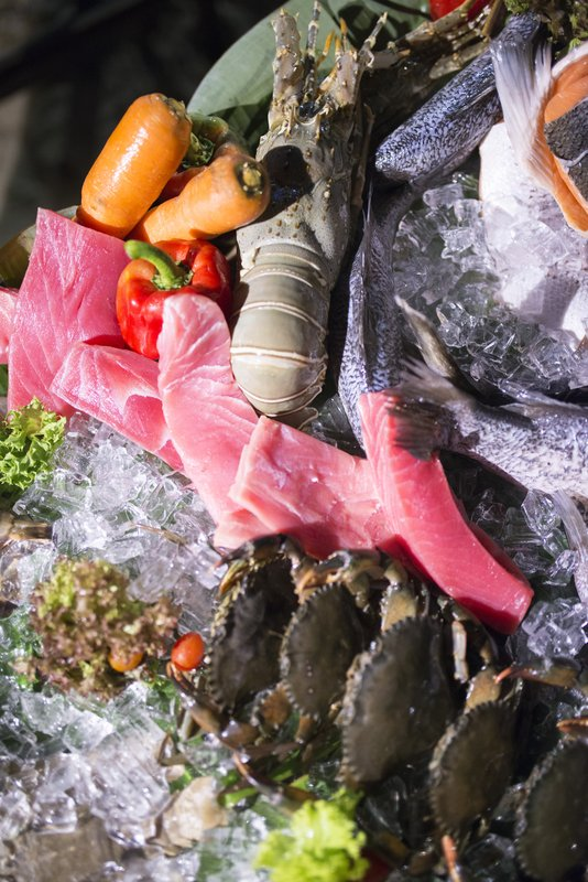 Food Seafood Display