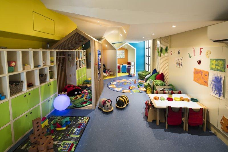 Cub Life Creche Interior