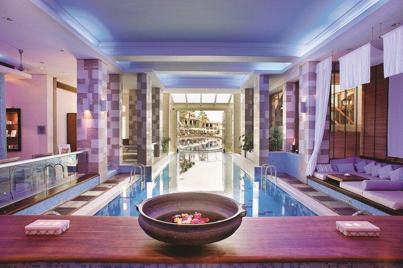 Hebe Spa Indoor Pool