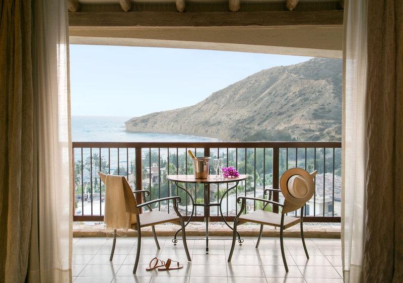 Eagles Nest Suite Balcony
