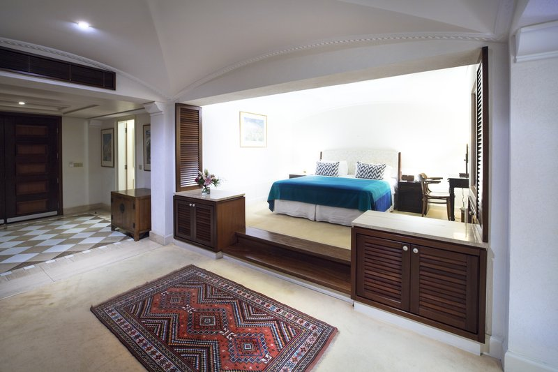Two Bedroom Family Main Building Bedroom