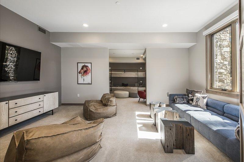 Four Bedroom Bunk Room