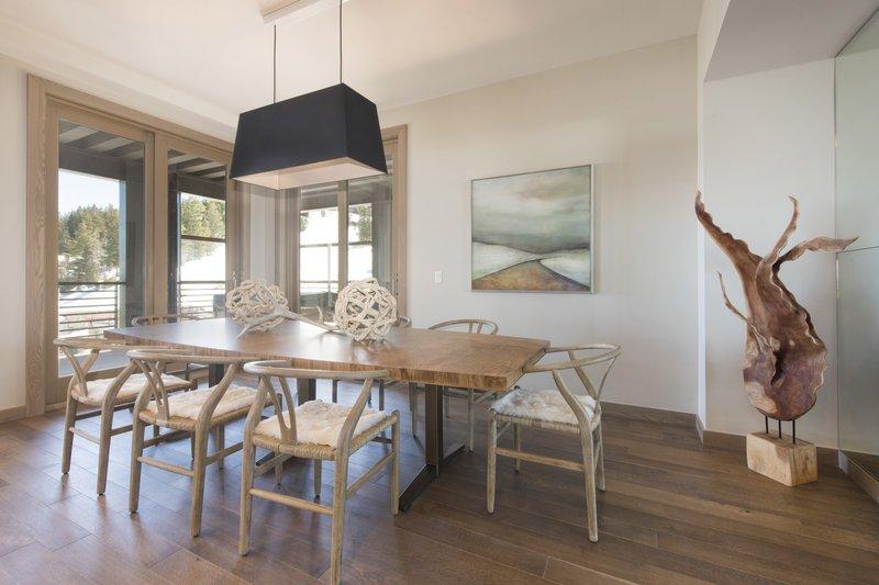 Three Bedroom Dining Room