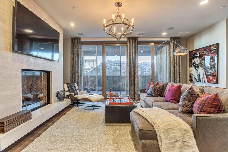 Five Bedroom Living Area