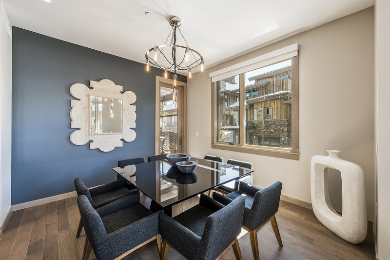 Four Bedroom Dining Area