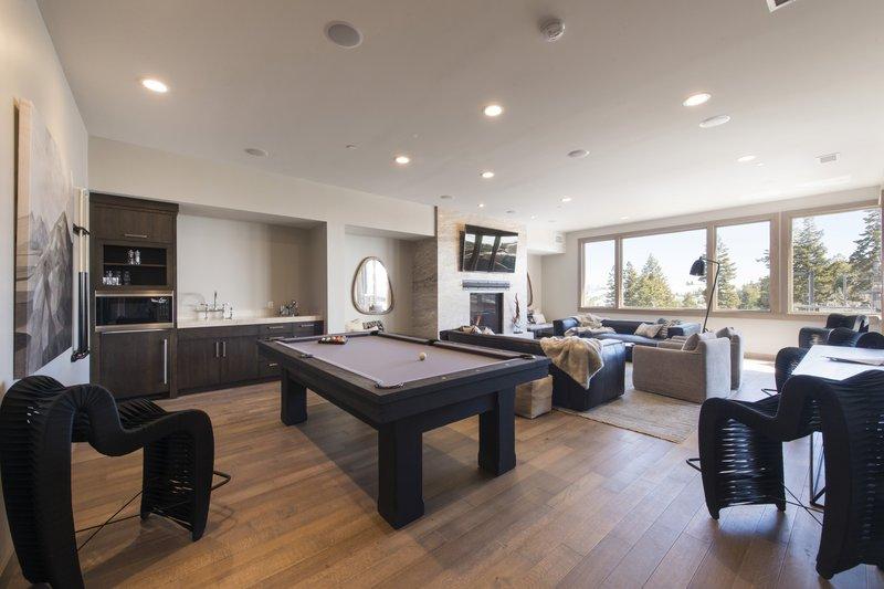 Four Bedroom Rec Room