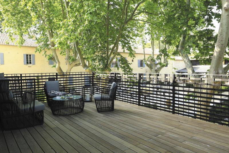 Prestige Suite Terrace