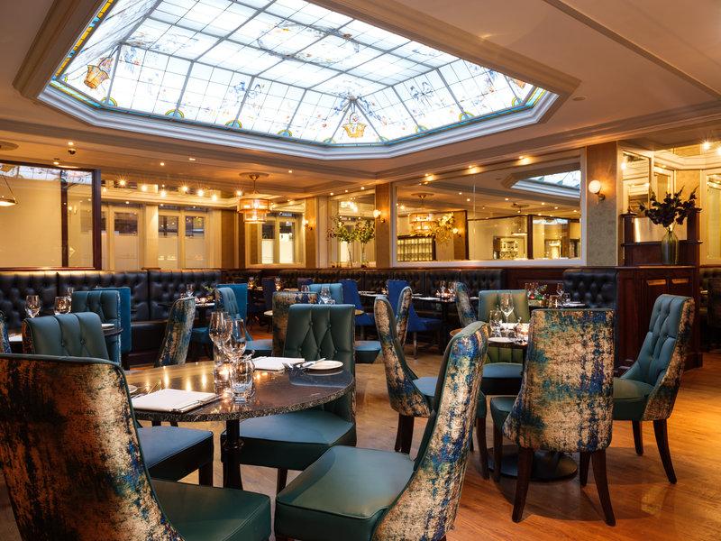 La Brasserie and Champagne Bar