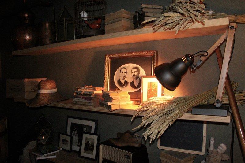 Carmo's Wine Atelier interior details