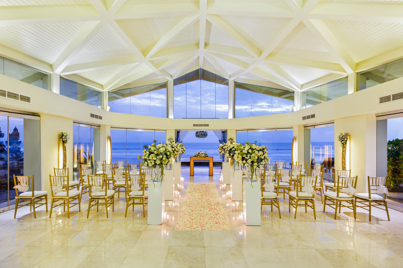 Wedding Interior Chapel