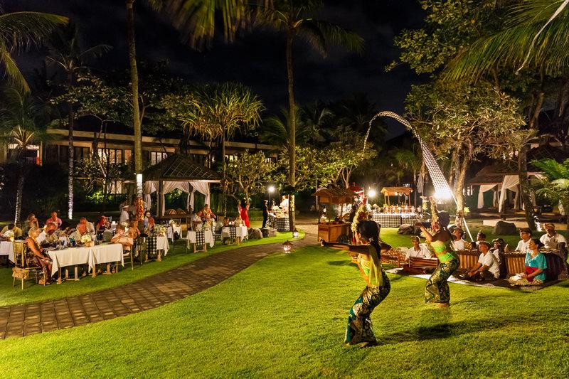 Balinese Evening