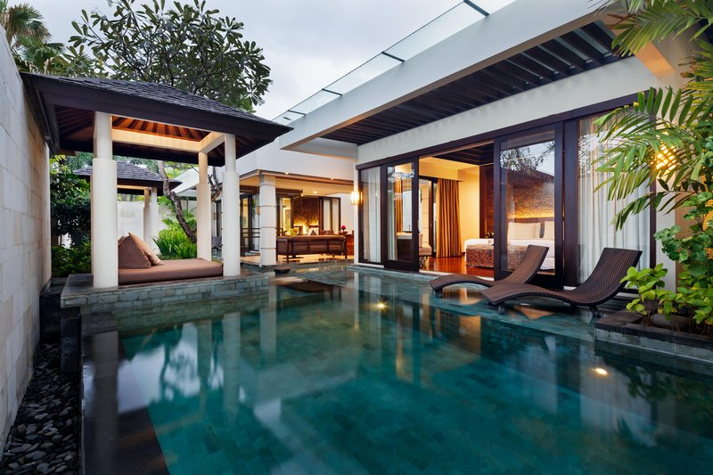 Two Bedroom Garden Villa