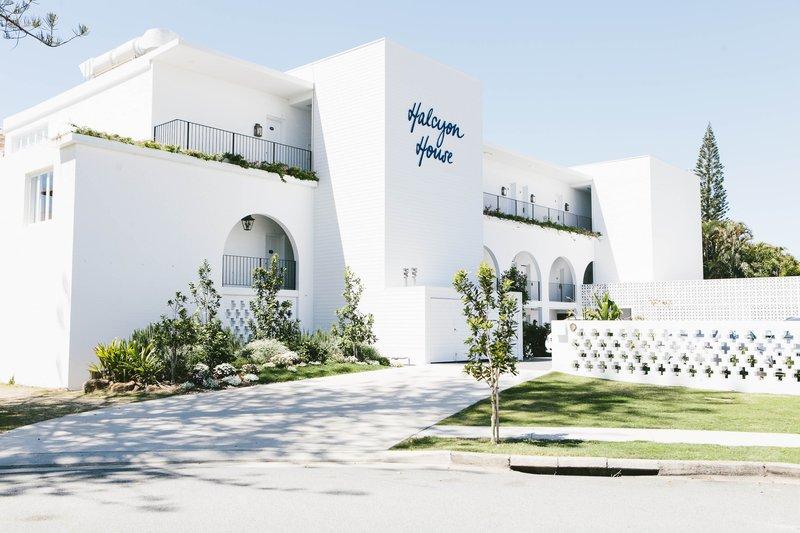 Halcyon House Exterior
