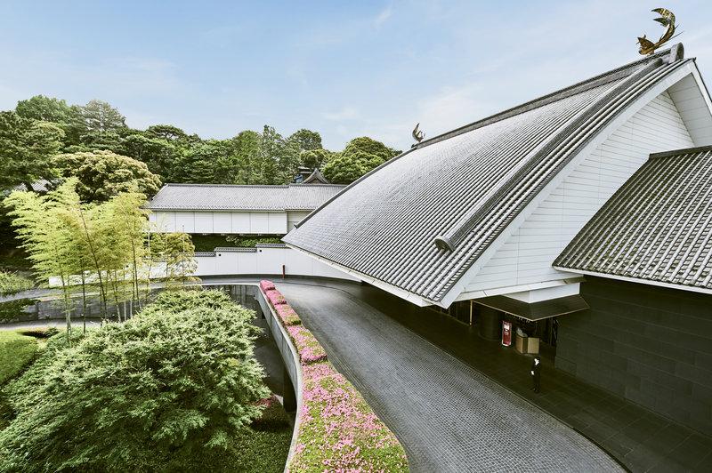 Welcome to Hotel Gajoen Tokyo