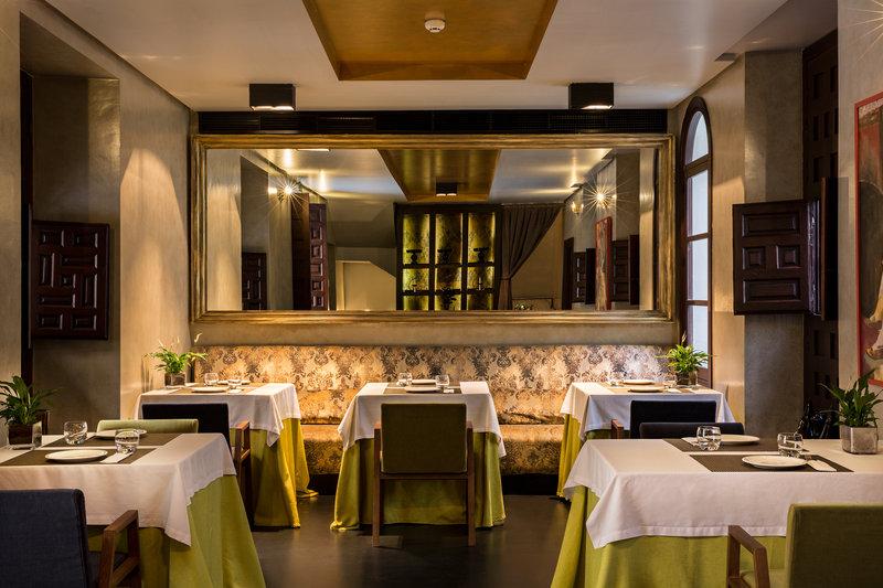 Restaurant Los Rincones del Marques