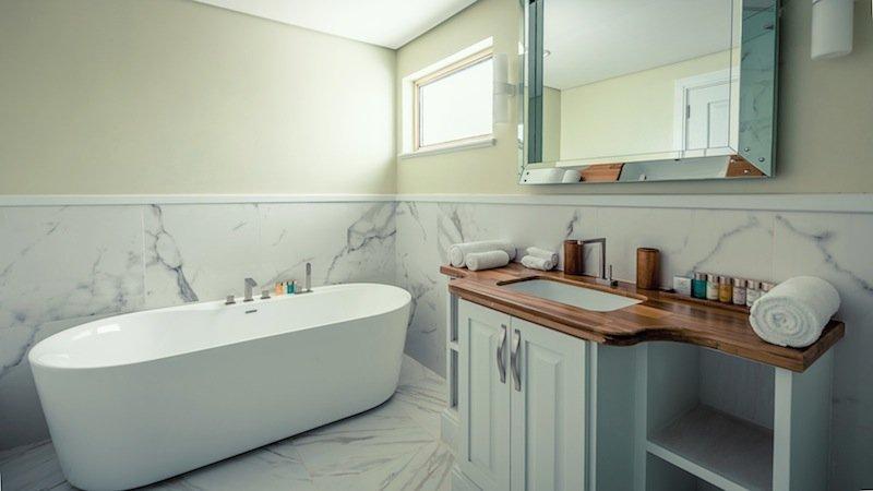 Apartment Second Bathroom
