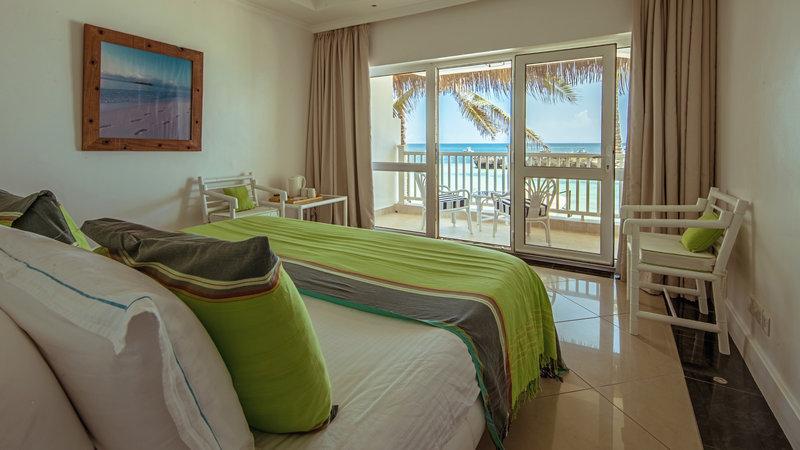 Ocean View Double Bedroom