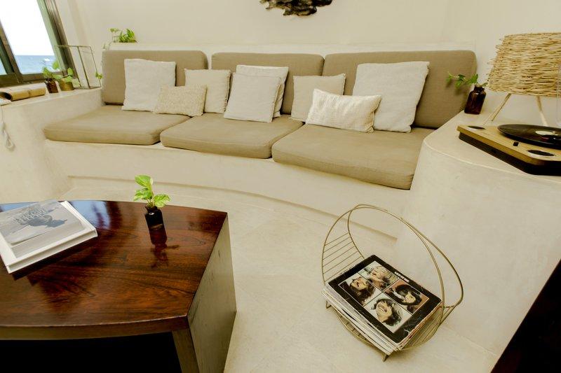 Master Suite LivingArea
