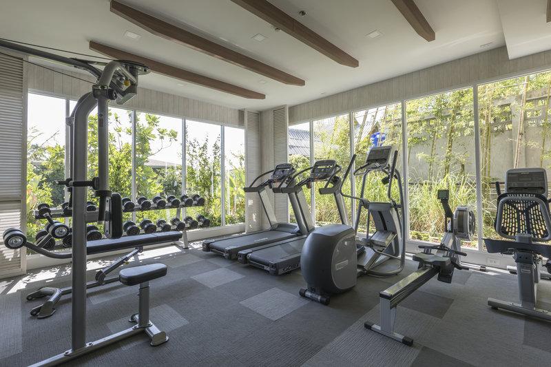 Cape Kudu Hotel Fitness Room
